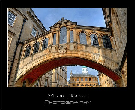 Hertford Bridge, Oxford