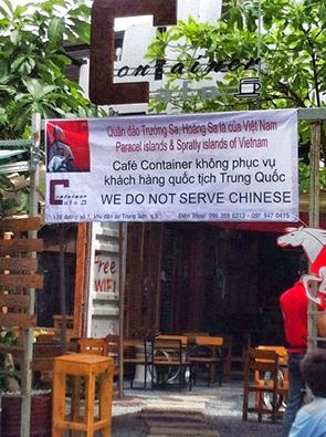 cafe container An Burgeoning Trend of Not Serving Chinese Nationals In Nha Trang Is Despicable