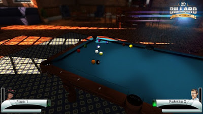 3D Pool Billiards and Snooker Game Pc Terbaru screenshot 2
