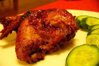 Ayam Panggang Banjar Khas Kalimantan Selatan