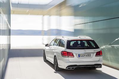 2014 Mercedes-Benz E63 AMG Estate