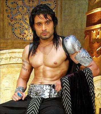 Daftar Nama Pemeran Kejayaan Mahabharata ANTV Lengkap