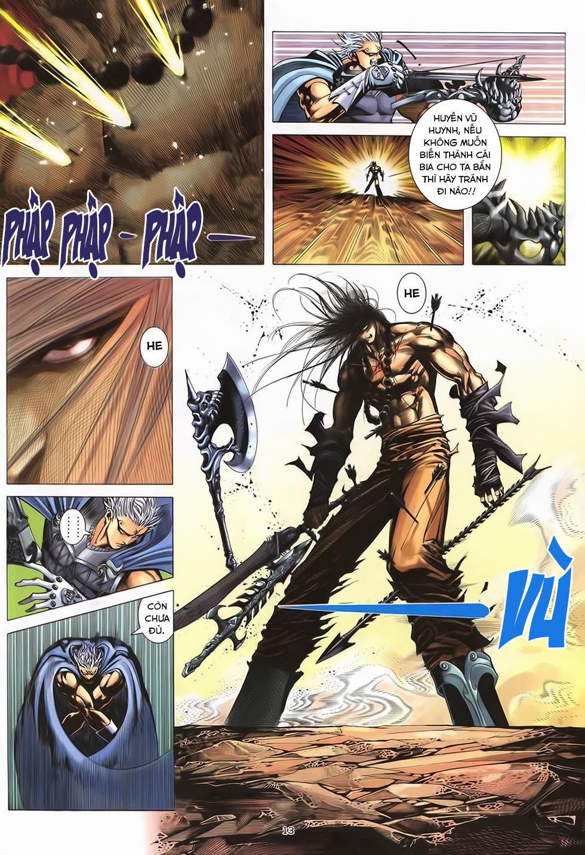 Chiến Thần Ký chap 40 - Trang 14