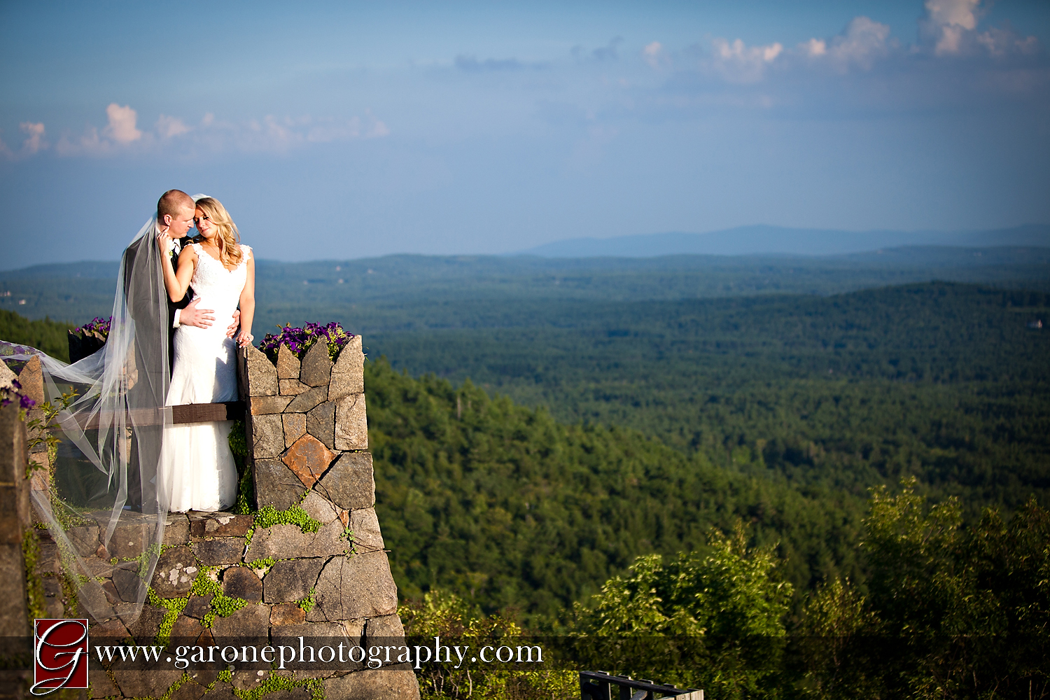 New Hampshire Wedding Photography Castle In The Clouds Emily Alan