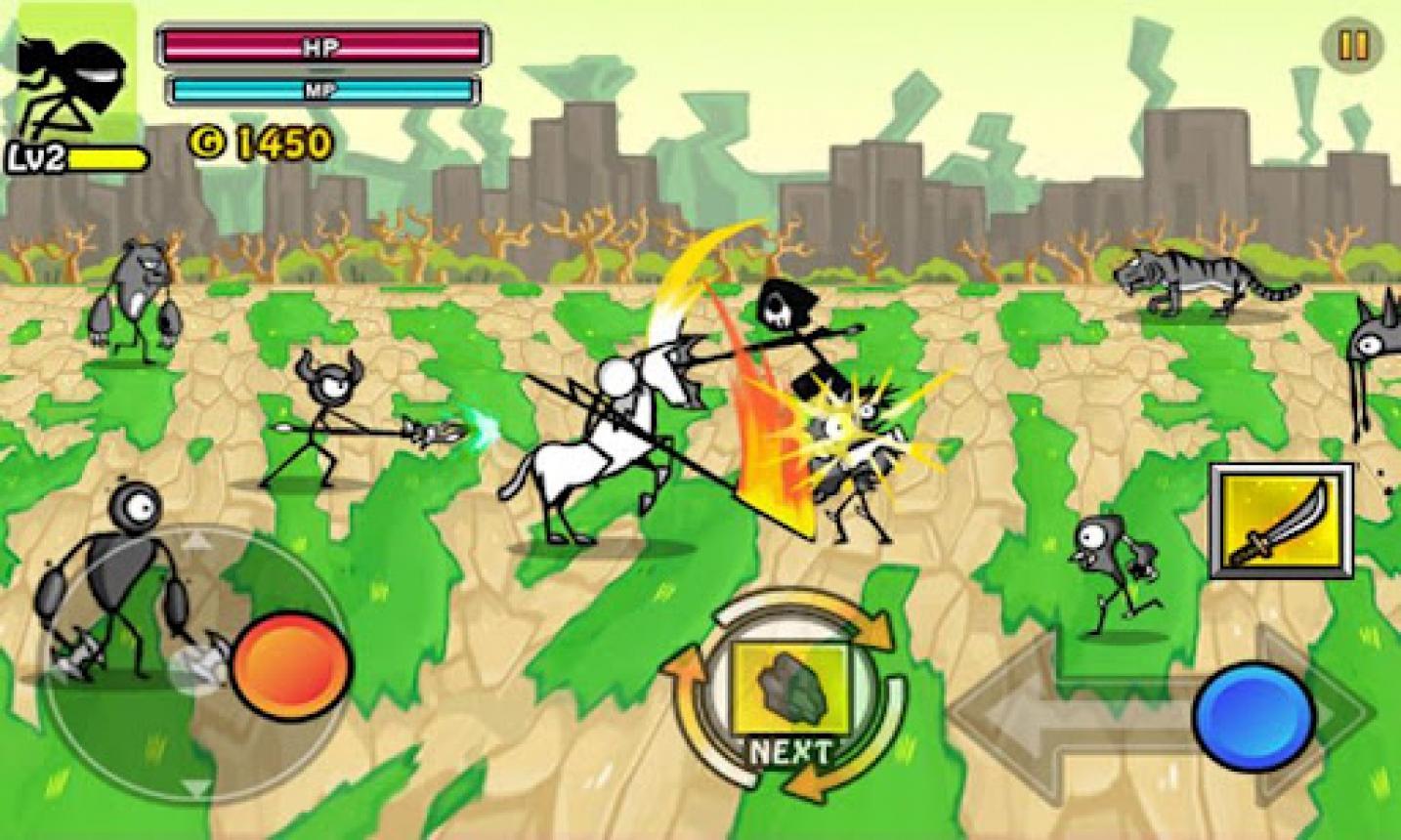 Cartoon Wars: Blade Mod Apk | HackApkCheats.com
