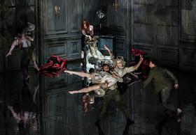 Medea act 3, (c) ENO /Clive Barda