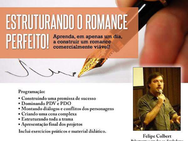 Curso de escrita em Curitiba e Belo Horizonte