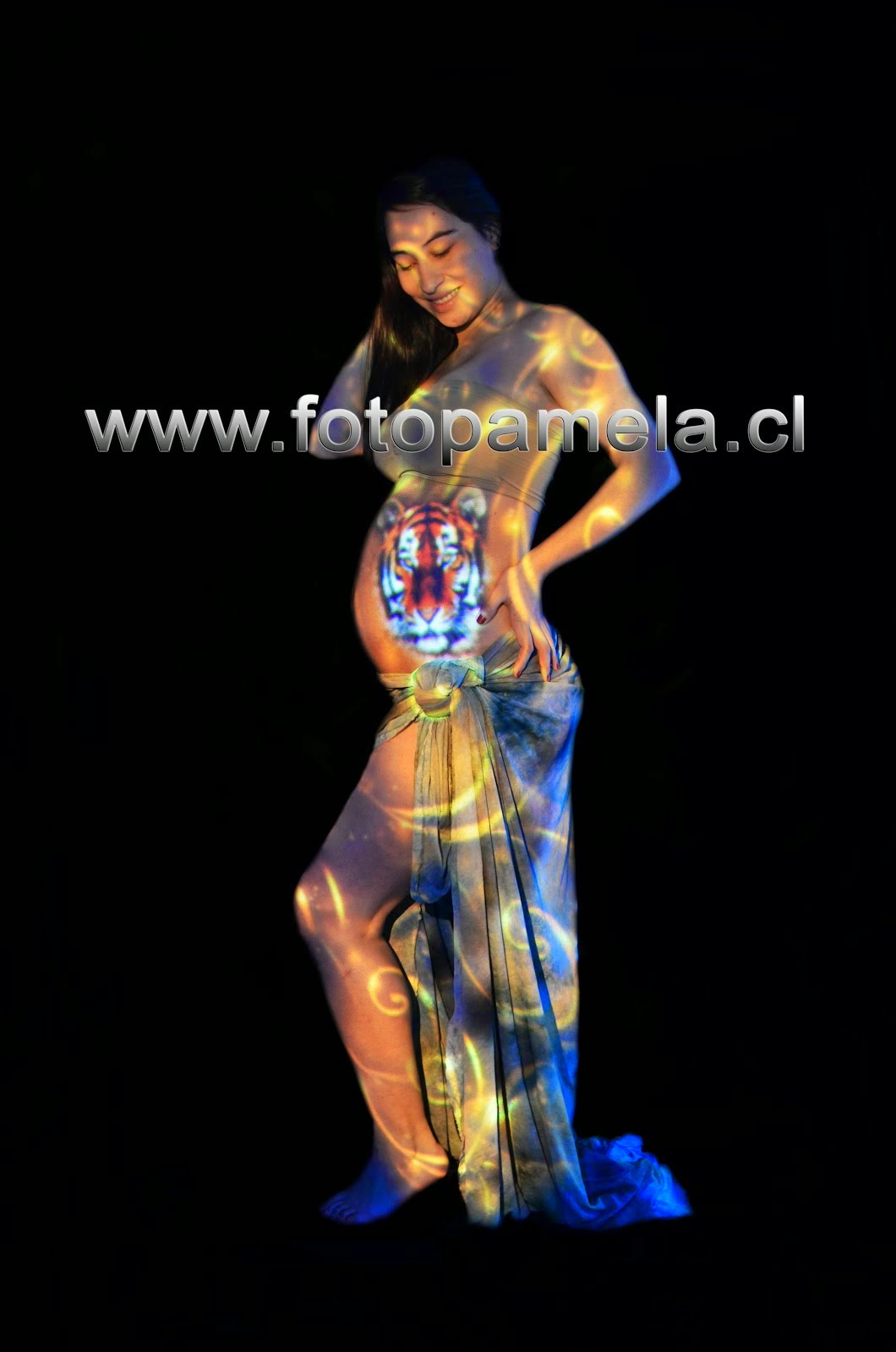 BODY PAINT LIGHT CHILE PARA EMBARAZADAS