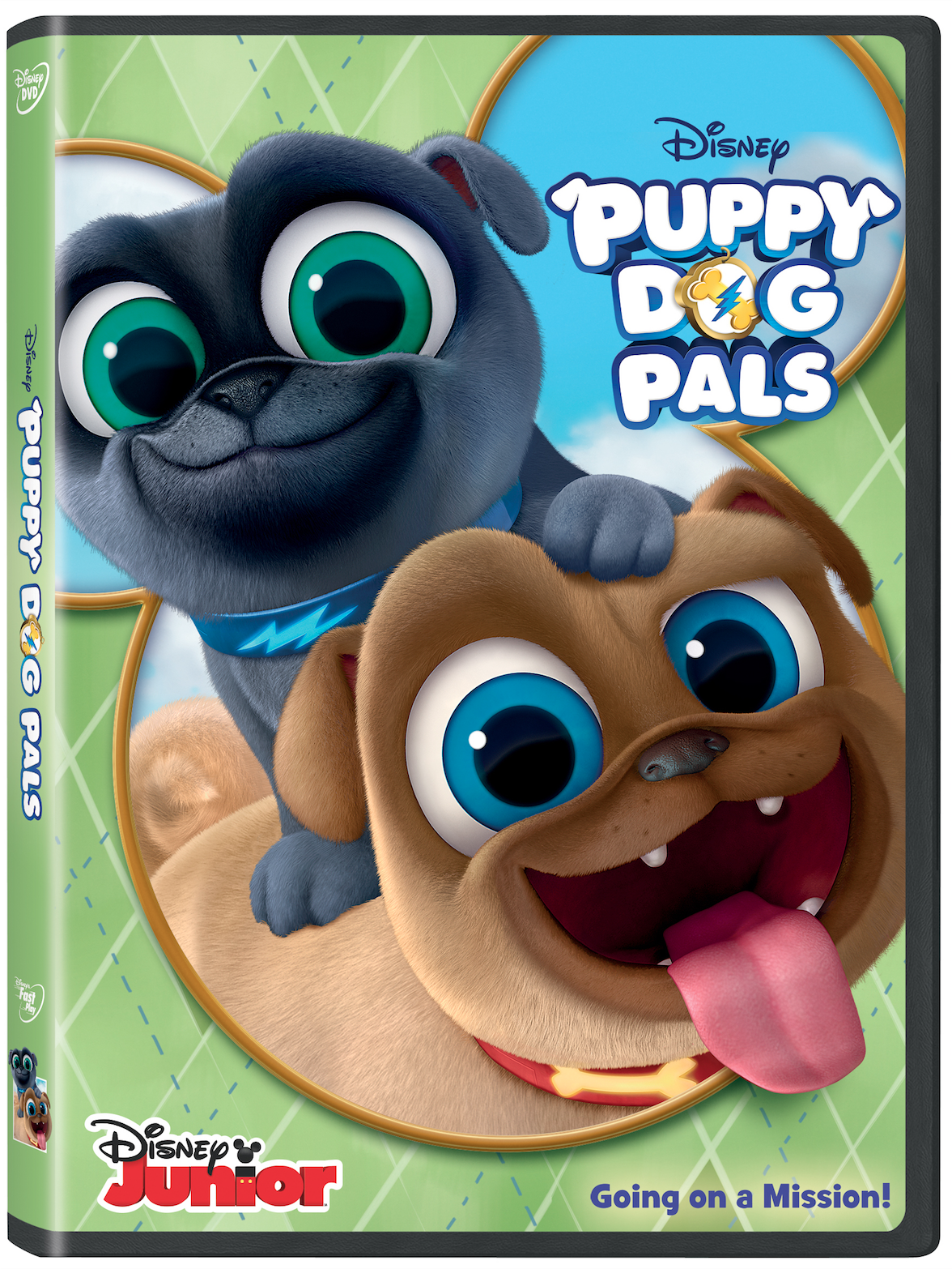 Disney Jr Puppy Dog Pals The Cutest Puppies In Town Are Coming To DVD Just Time For Road Trip Season