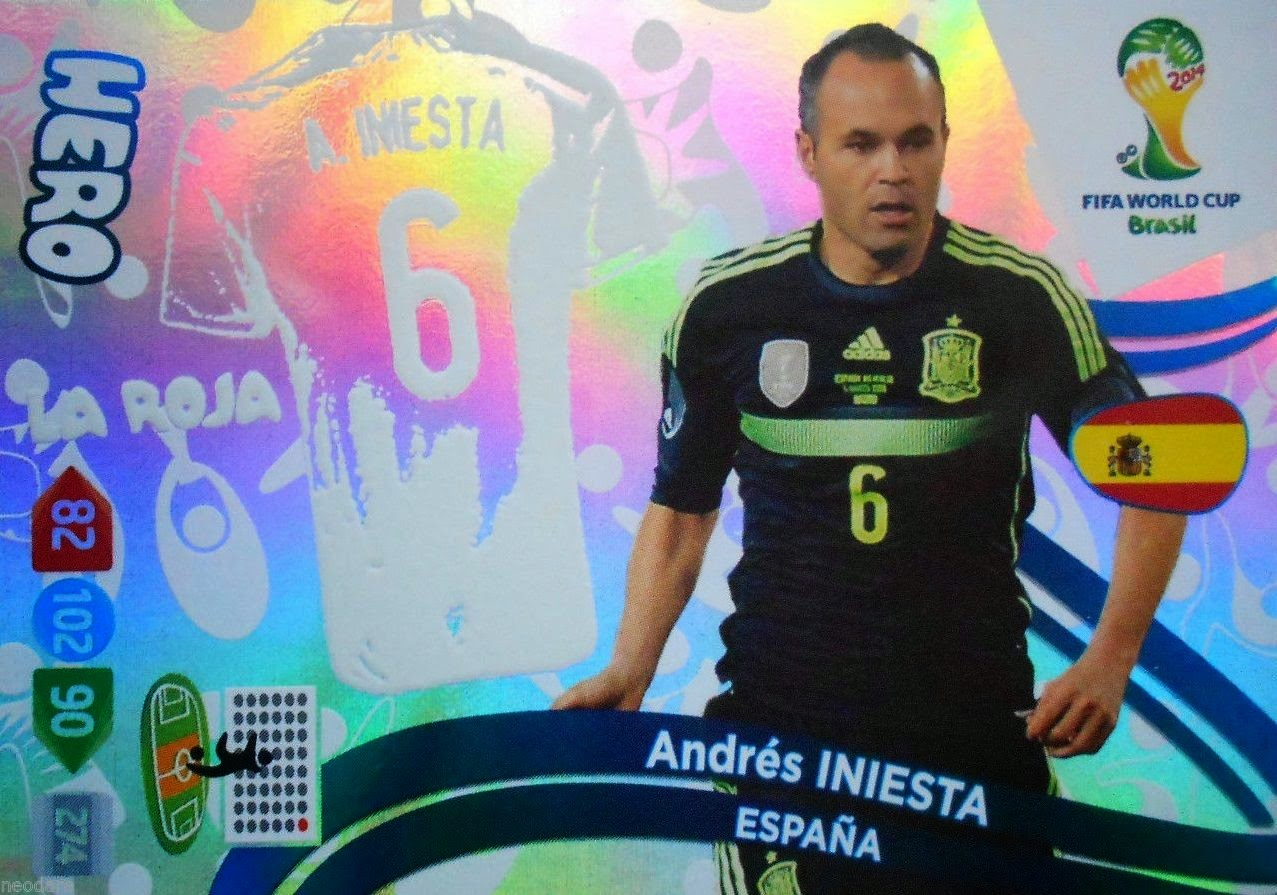 Iniesta Hero
