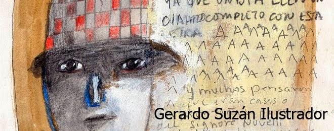 Gerardo Suzán Ilustrador