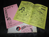 Authentic 1985 Katy Keene Fan Club Pack Archie Comic Publication