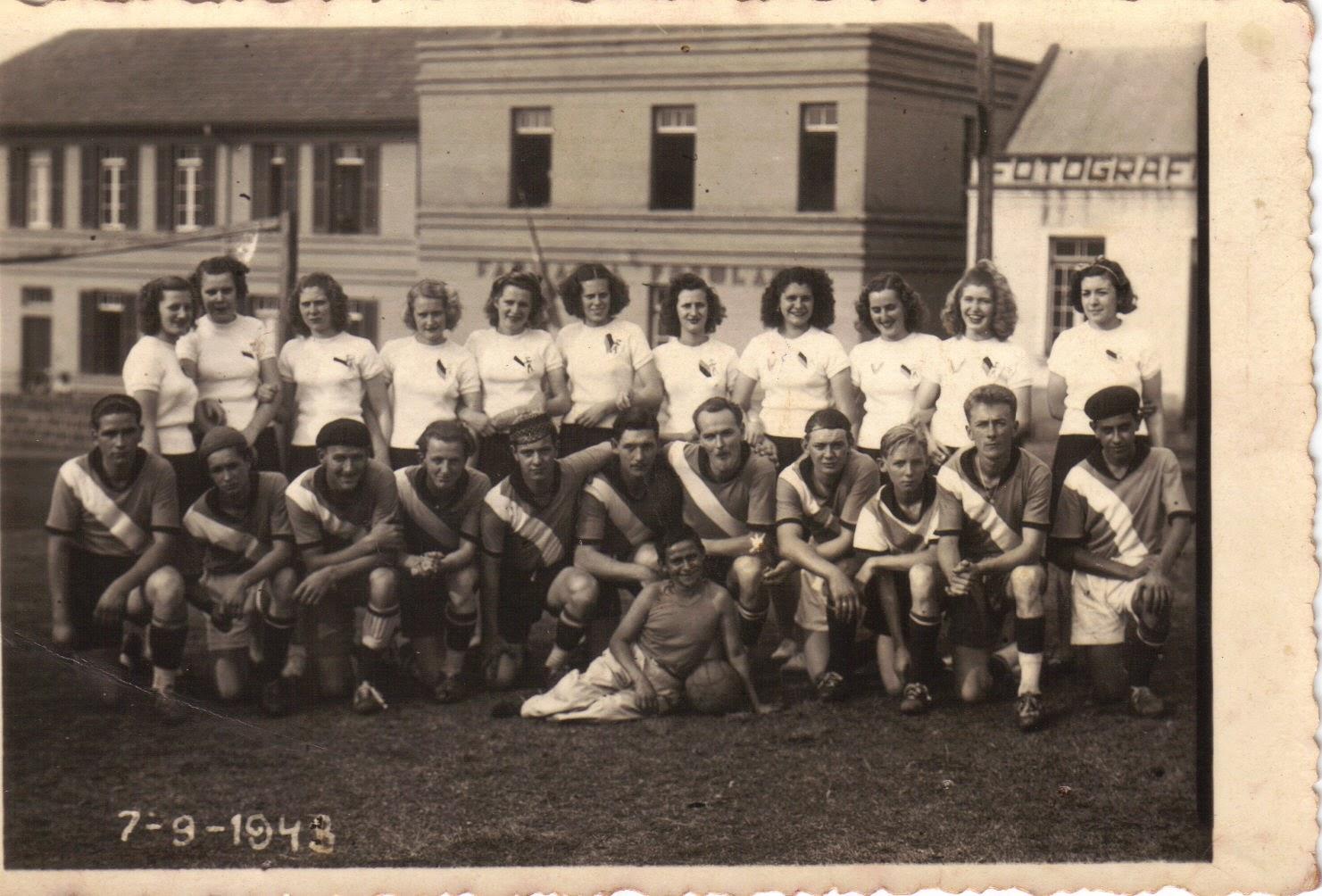 1943-Aurora Futebol Clube