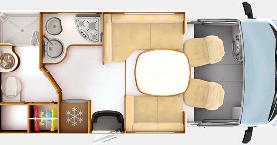 le camping car pour les nuls mes camping car pr f r s de 6 m a plus de. Black Bedroom Furniture Sets. Home Design Ideas