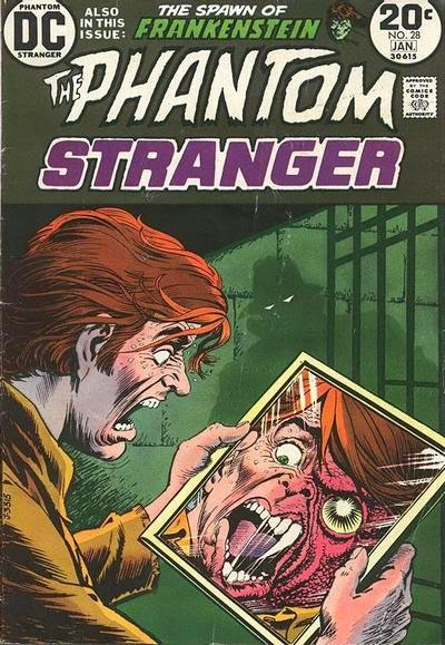 Phantom Stranger #28