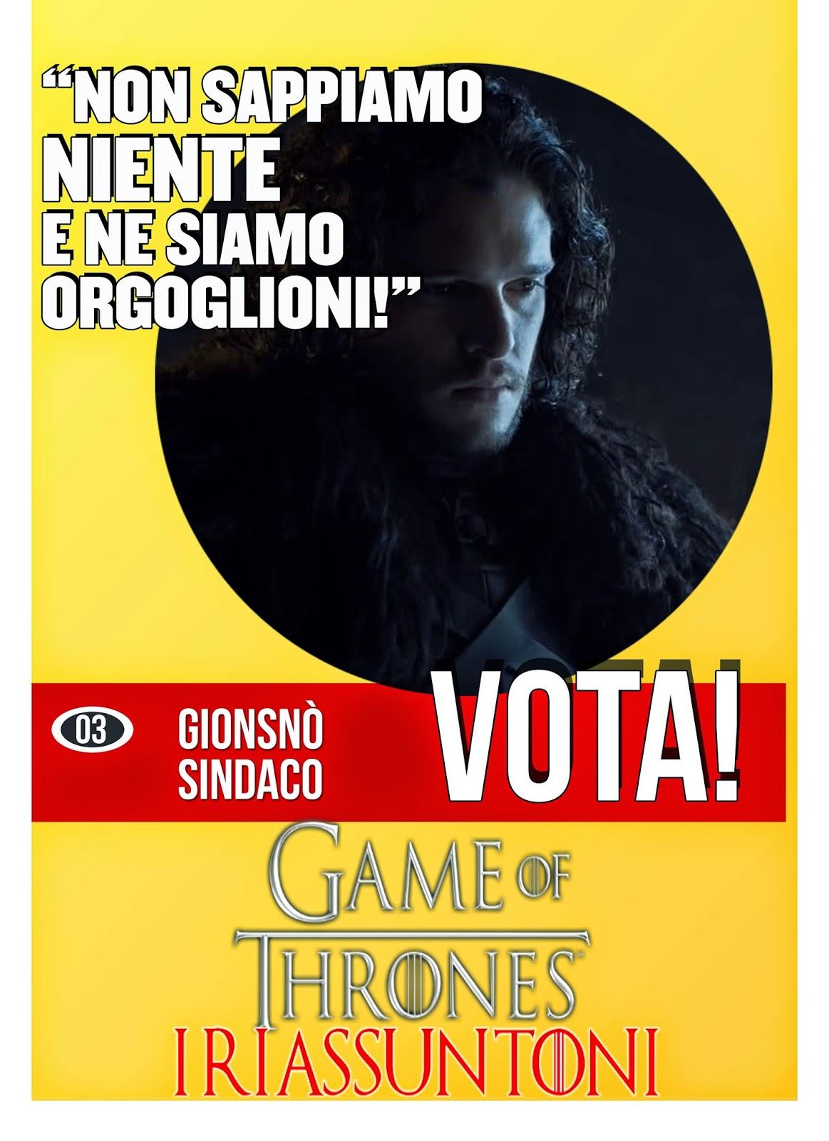 Game of Thrones riassuntoni S05E02