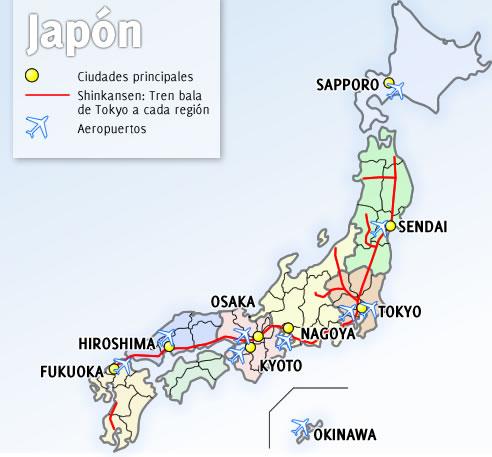 Población de japón: 127,740,000 habitantes:(censo 2006)