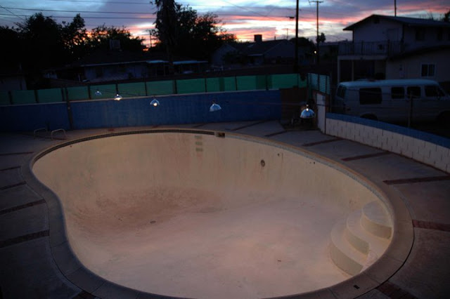 THE GREAT DESERT POOL DUEL, the first open invitational skate contest to be held in a real backyard pool, has scheduled its inaugural event for April 28-29, 2012 in Palmdale, CA. Palmdale, CA March 5th, 2012 – The inaugural Great Desert Pool Duel event will take place on April 28-29, 2012 in Los Angeles County's