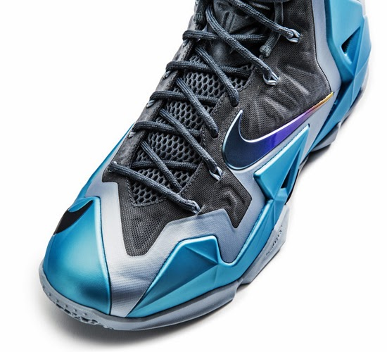 ajordanxi\u0026#39;s Sneaker World: Nike LeBron 11 Armory Slate/Gamma Blue-Light Armory Blue Now Available