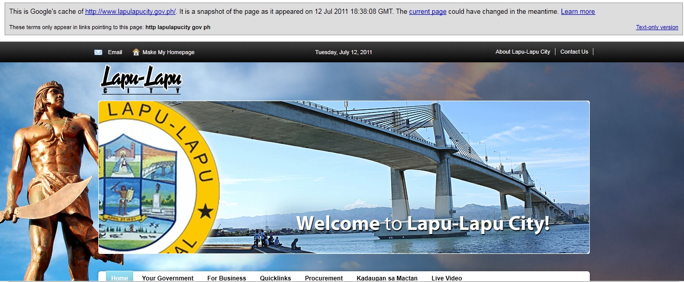 lapu lapu city christian dating site The entire wikipedia with video and photo galleries for each article find something interesting to watch in seconds.