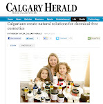Calgary Herald Article - May 2011