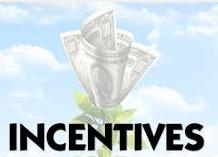 Incentivos para VEs