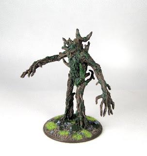 Figurka Władca Pierścieni LotR SBG Treebeard the Mighty Ent Drzewiec Pasterz Entów Potężny Ent