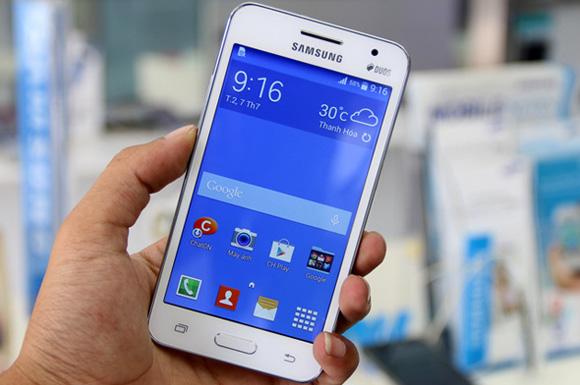 Harga Samsung Galaxy Core 2 paling baru