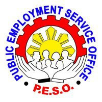 Public Employment Service Offices logo (PESO - DOLE) by www.maxginez3.com
