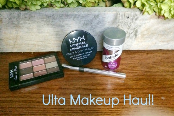 Ulta Makeup Haul