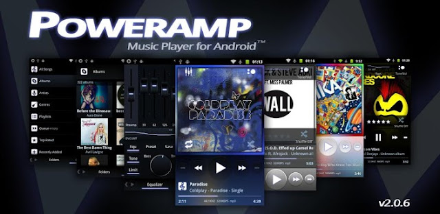 Poweramp Music Player FULL v2.0.8-build-522 APK