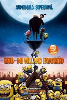 Gru: Mi Villano Favorito (2010)