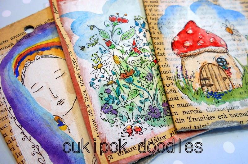 cukipok doodles