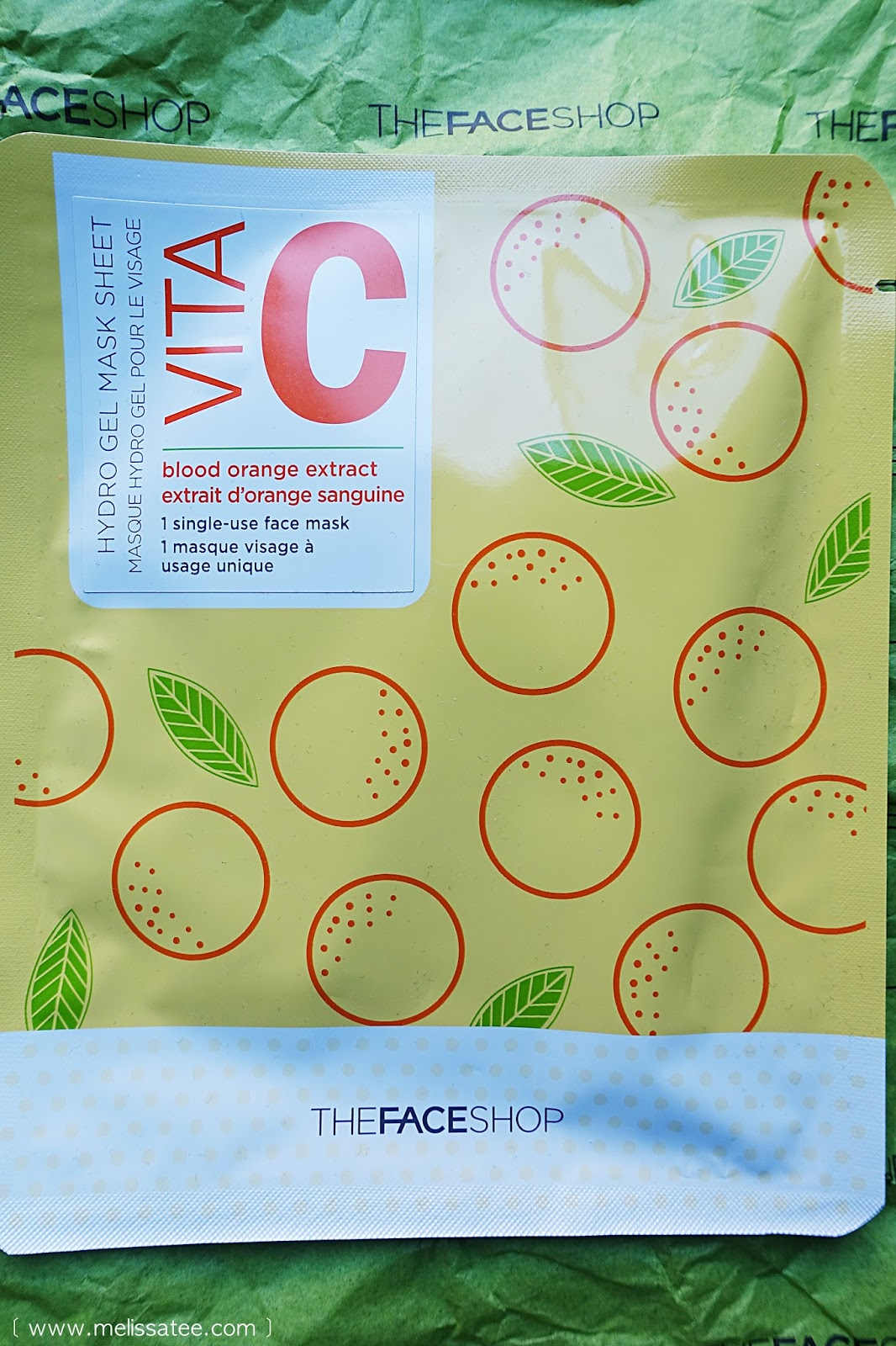 The Blushing Introvert Face Shop Masks Review Real Nature Mask Sheet Kelp Haul