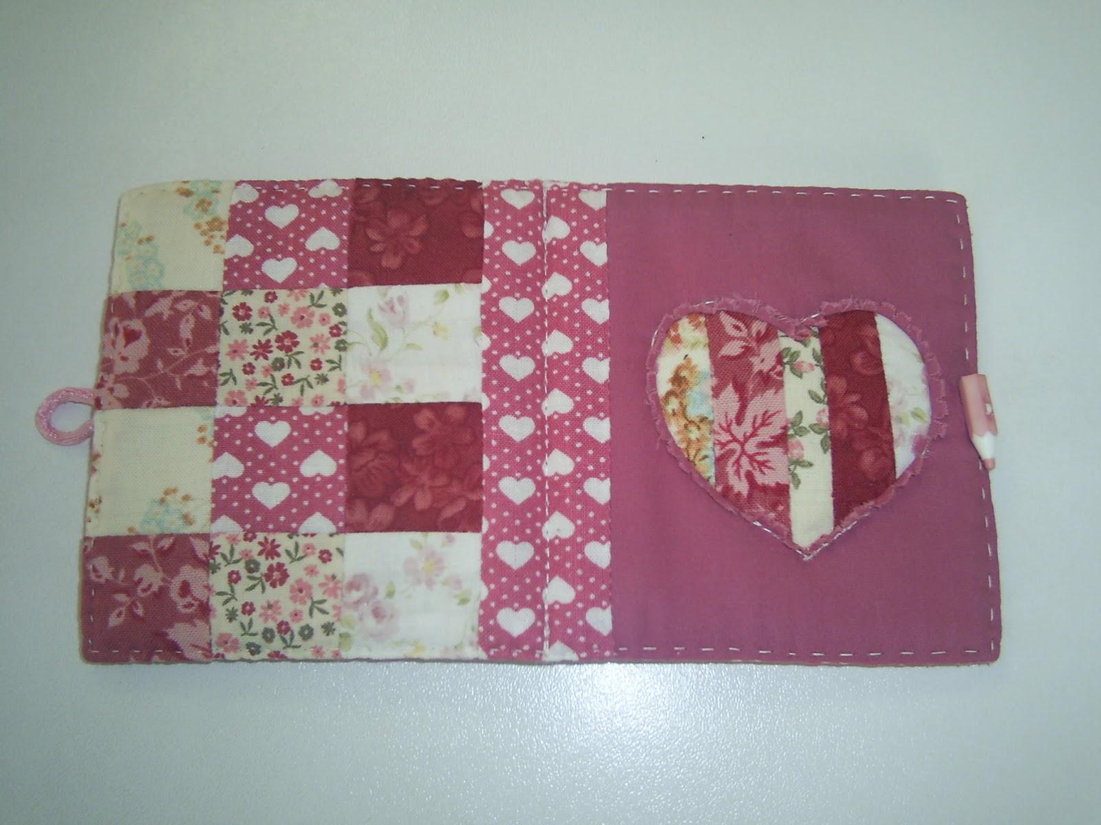 Bel n patchwork proyecto del fin de semana guarda agujas - Proyectos de patchwork ...