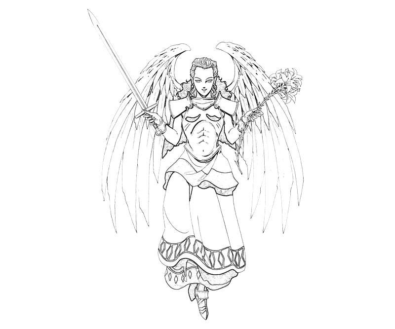 El Shaddai Ascension Gabriel Angel