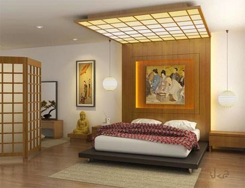 japanese bedroom interior designs model