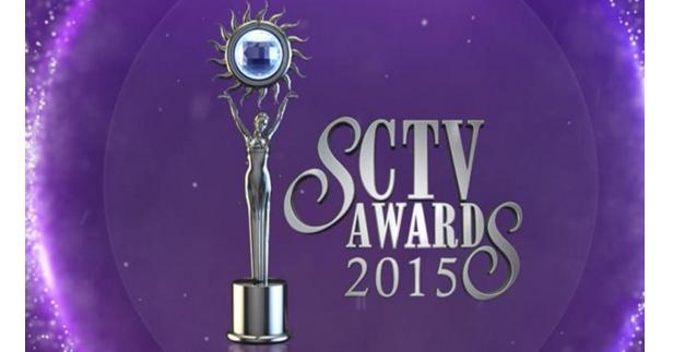 Inilah Daftar Lengkap Pemenang SCTV Awards 2015