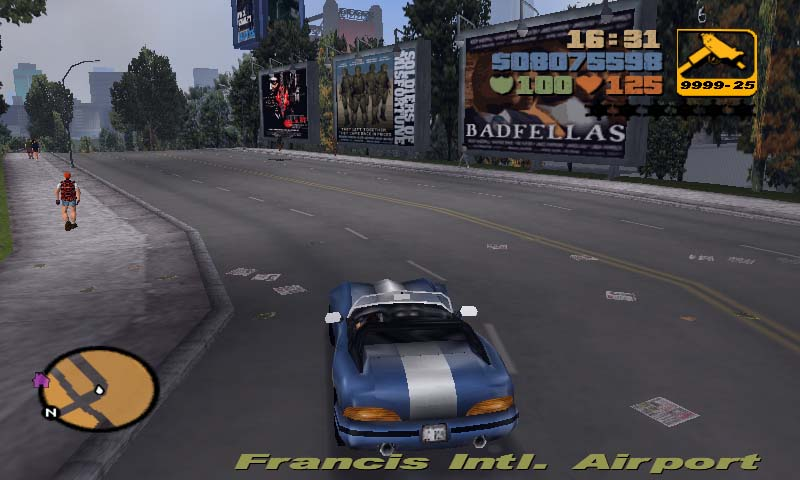 Free Download GTA 3 RIP PC Game | 229 MB