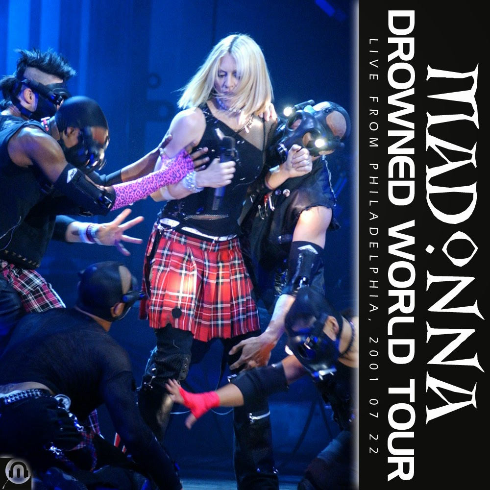 Drowned World Tour Dvd