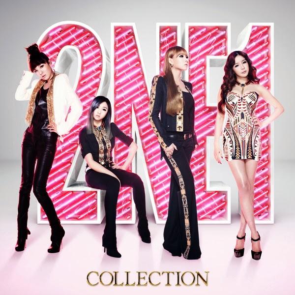 2NE1 discography