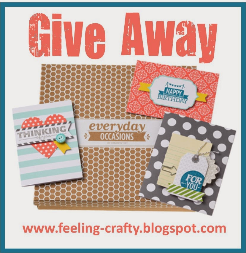 Free Card Kit Give Away - check it out before midnight 11 January 2015