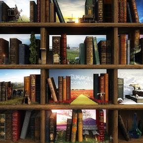 Livros abrem novos horizontes...