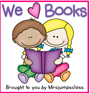http://mrsjumpsclass.blogspot.com/2014/05/get-ready-book-talk-tuesday-starts-next.html