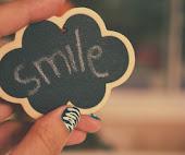 -Sonríe +Por qué? -Porque puedes.