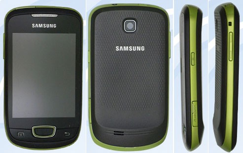Spesifikasi Galaxy Mini S5570