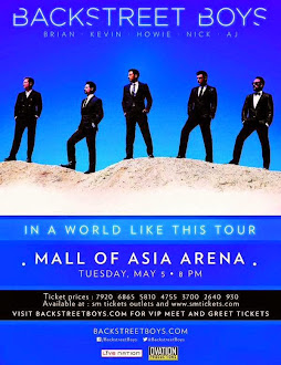 Backstreet Boys Live in Manila