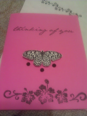 1st card I made on my own