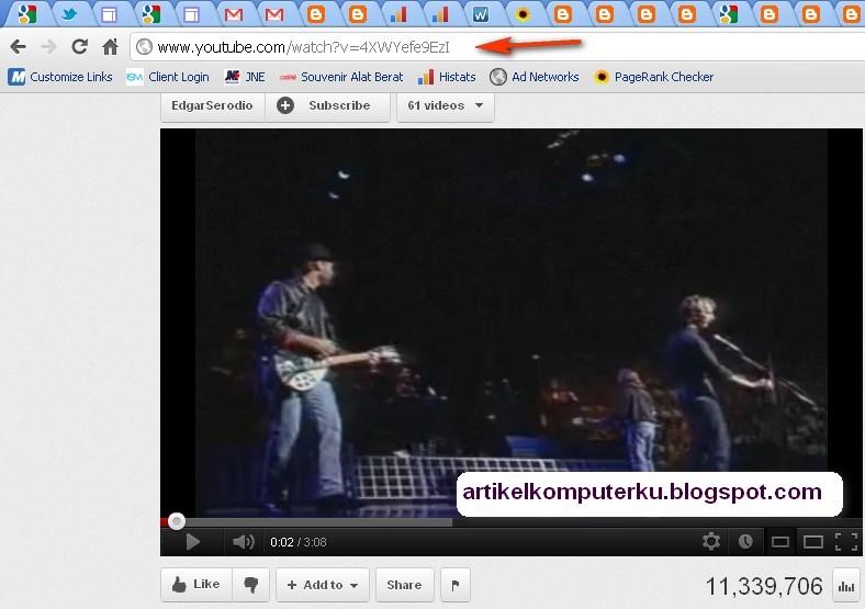 lagu blog