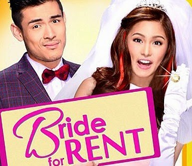 Kim Chiu and Xian Lim star in Bride for Rent